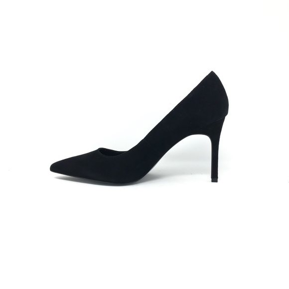 Charles David Denise Suede Pointy Toe